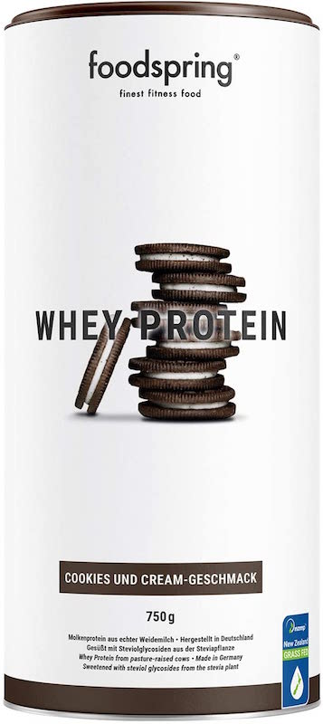 foodspring proteina whey