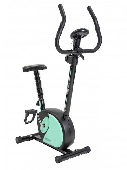 bicicleta estatica cecotec - gnetic fit