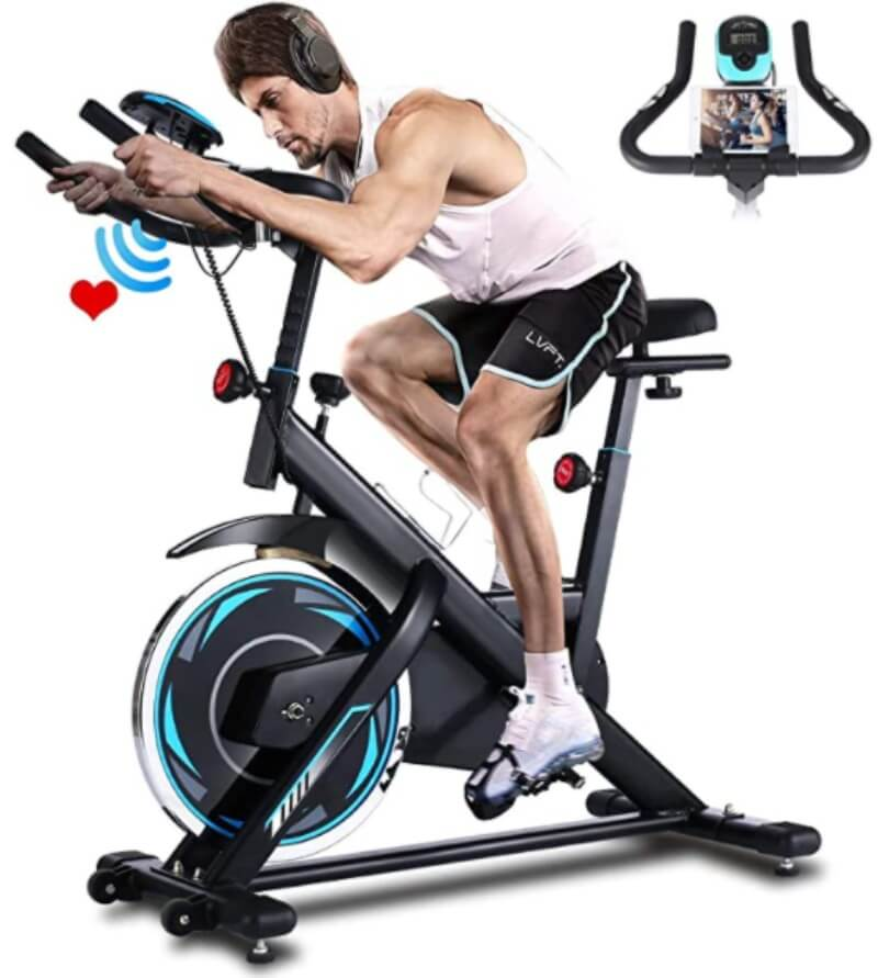bicicleta spinning - Ancheer