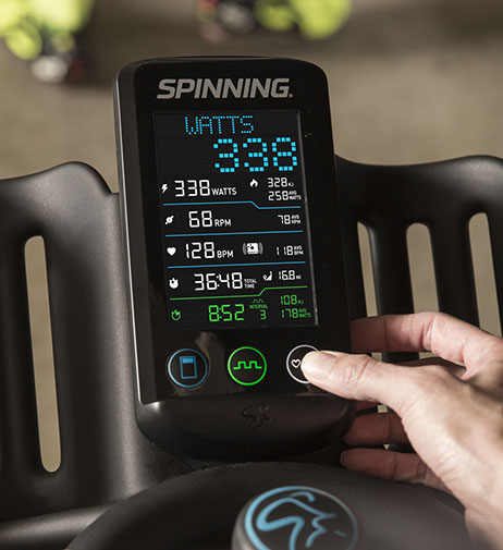 spinning consola