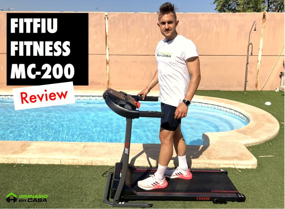 Fitfiu Fitness MC-200 - review y opiniones